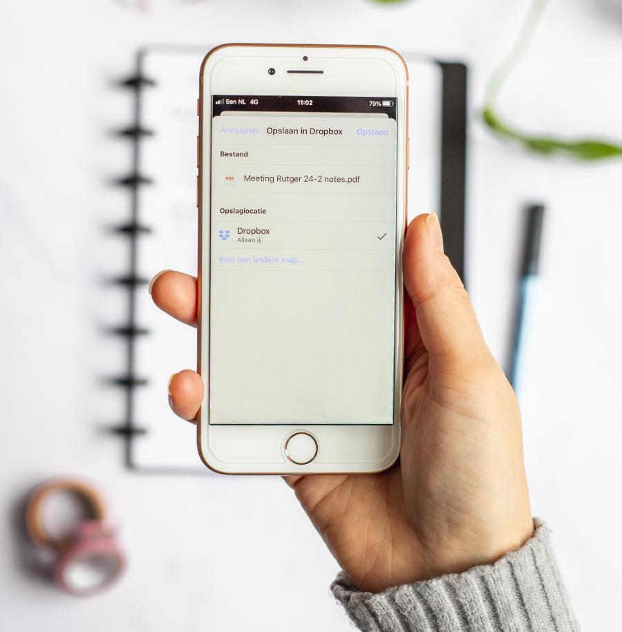 Scan app reusable notebook
