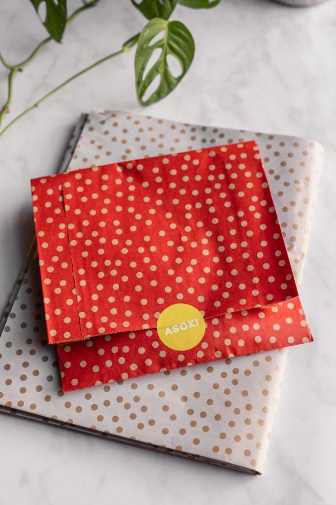 Asoki packaging
