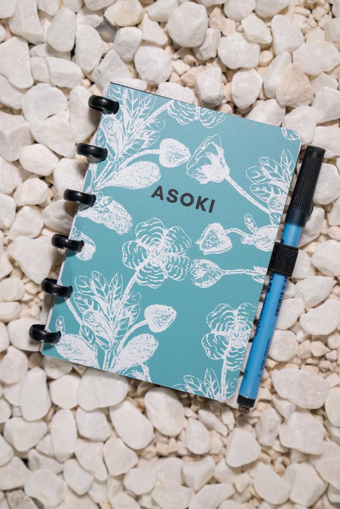 Erasable notebook A6