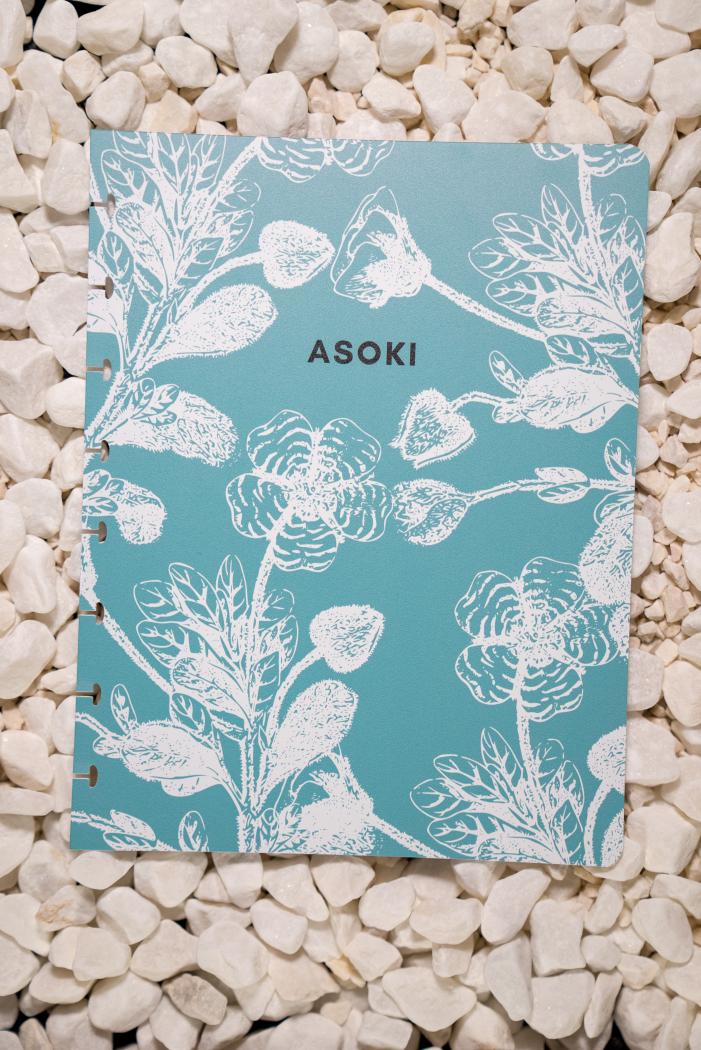 Erasable notebook cover clickable a5